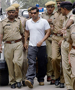 Bollywood Actors Who Went To Jail