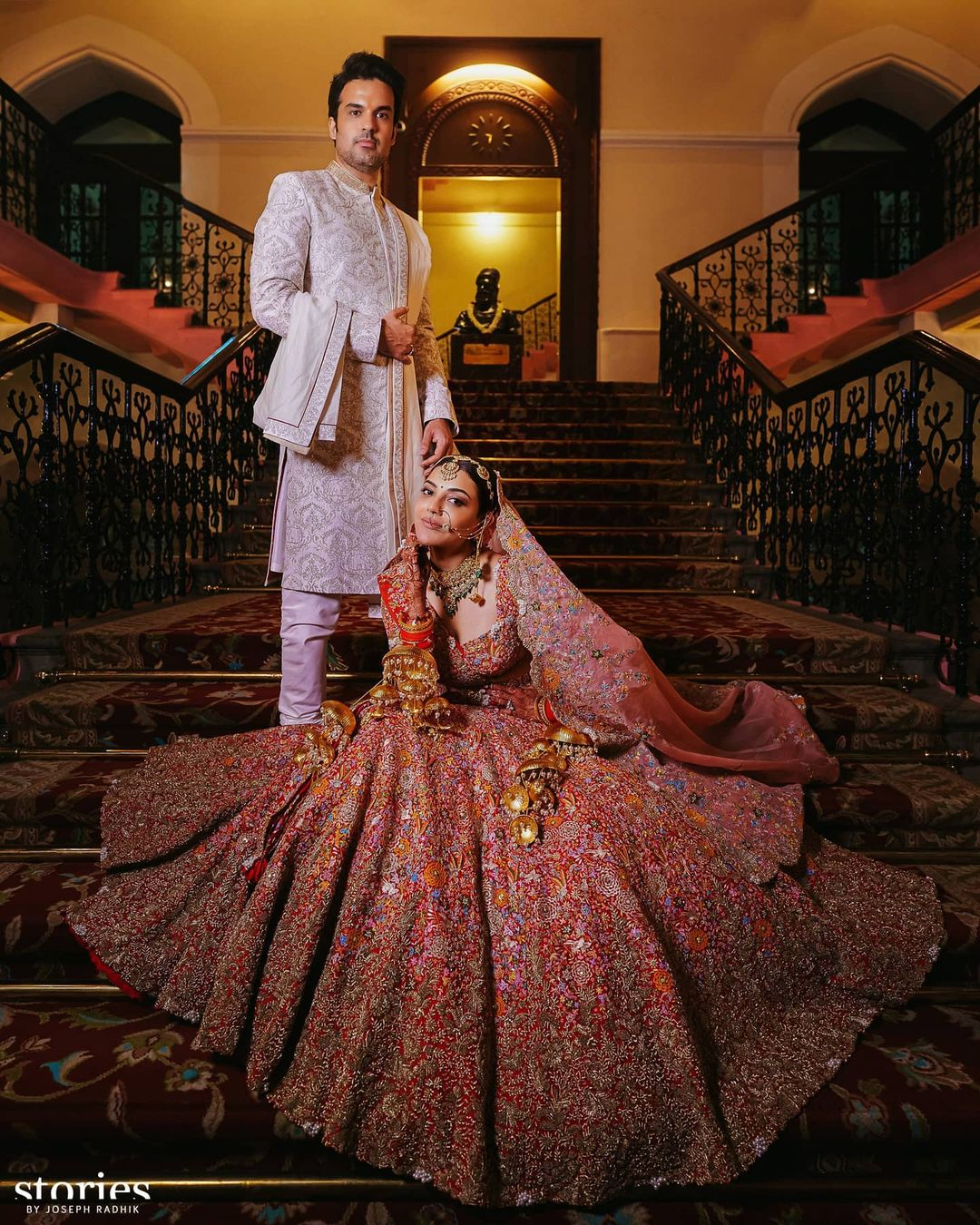 Style Your Wedding Outfit With Inspirat...