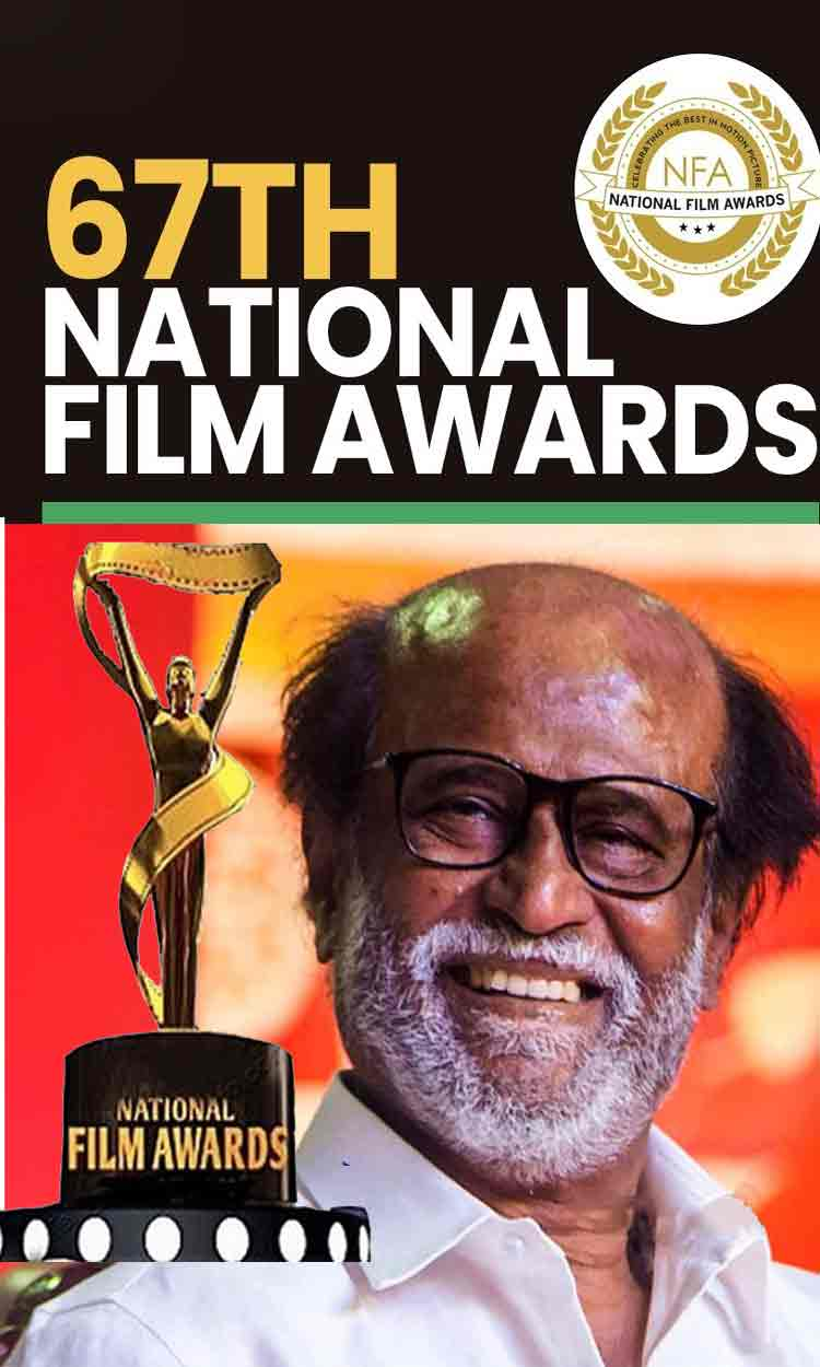 South Indian Actors Winning Moments At ...